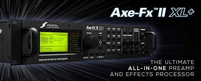 AXE FX II XL+