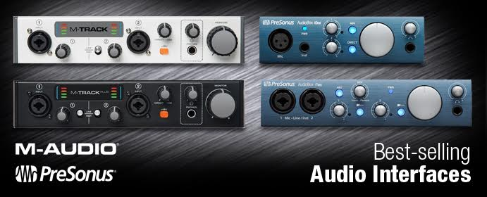audio-interfaces